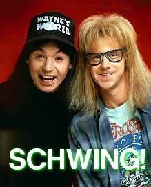 Shwing Meme - waynes world schwing quotes quotesgram