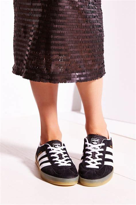 lyst adidas originals gazelle gum sole indoor sneaker