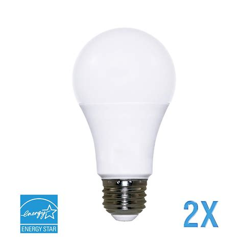Led A19 Light Bulbs 60w Equivalent Soft White 3000k A19 Dimmable Led Light