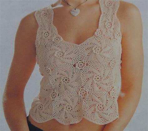 como tejer de gancho blusas como tejer blusa con flores a crochet youtube