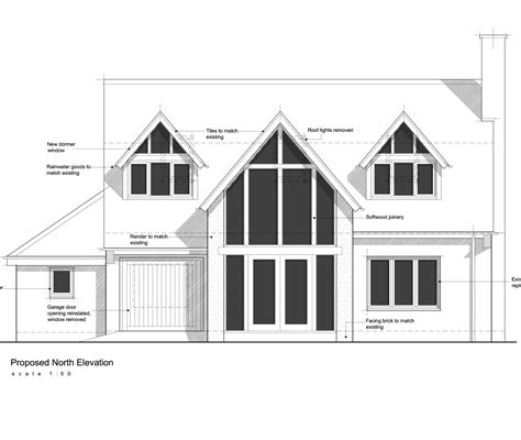 Dormer Bungalow House Plans by House Plans Uk Dormer Bungalow Home Design And Style