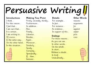 Persuasive Writing Resources And Printables Ks1 Ks2 Search Results For Persuasive Text