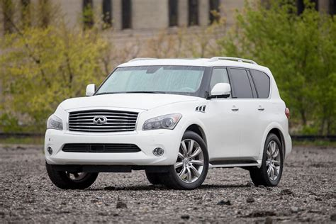 who makes infiniti qx56 2012 infiniti qx56 reviews specs and prices cars