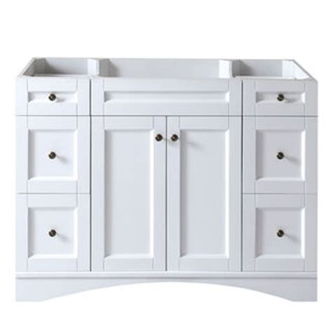 42 Inch Single Sink Bathroom Vanity With Marble Top In 42 Inch Bathroom Cabinet