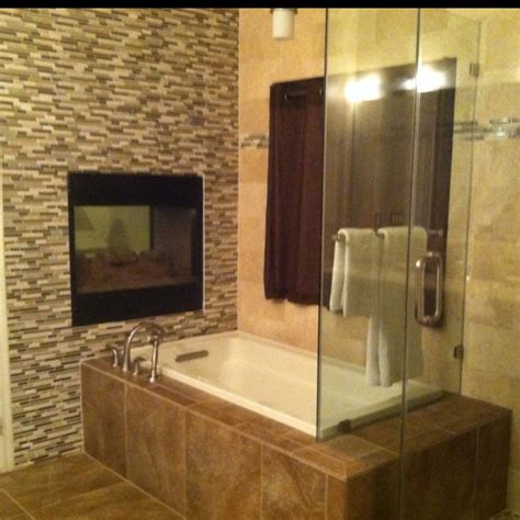 small travertine bathroom remodeled small master bath travertine wall porcelain