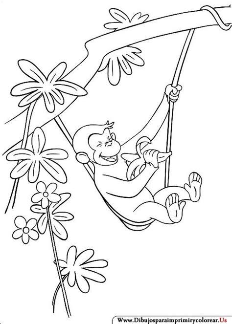imagenes para pintar jorge el curioso dibujos de jorge el curioso para imprimir y colorear
