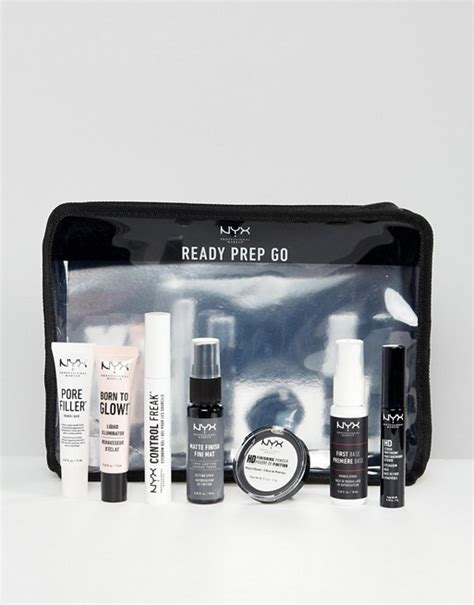 Nyx Professional Makeup Kit nyx professional makeup nyx professional make up jet set