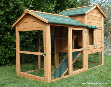 Large Rabbit Hutches Uk guinea pig hutches the balmoral guinea pig hutch