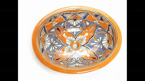 mexican bathroom sinks mexican bathroom sinks hand painted sinks for your