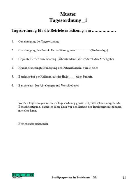 Adress Nderung Vorlage Musterbrief gem 252 tlich vorlage der tagesordnung galerie