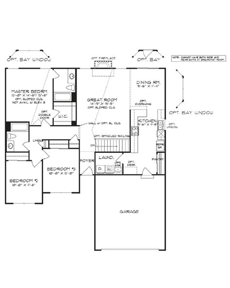 floor plan homes floorplan