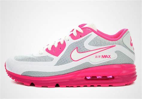 Nike Airmax Lunar One Pink White Oreo nike air max lunar90 white grey pink