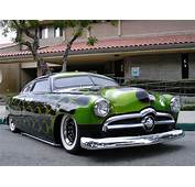 Lo And Go 1950 Ford Sedan