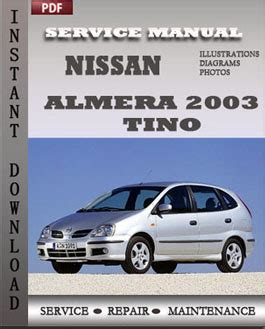 small engine repair manuals free download 2003 nissan murano engine control service manual nissan almera repair manuals engine nissan almera tino owners manual download