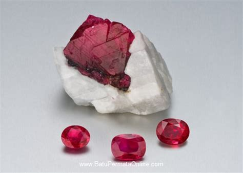 Batu Rubi batu ruby