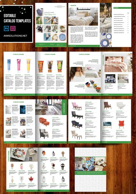 clothing catalog template product catalog template for hat catalog shoe catalog