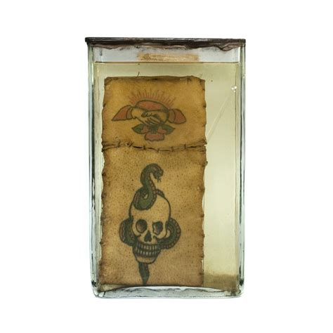 preserved tattoos 18 preserved prison tattoos that are still attached to