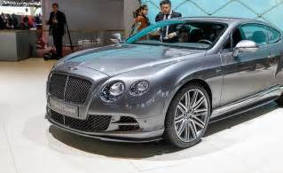 Bentley Coup 2015 Bentley Continental Gt Speed Coupe
