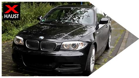 Bmw 135i Exhaust by Bmw 135i Exhaust Sound Fly By