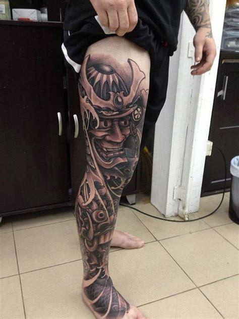 oriental tattoo designs leg samurai tattoo tattoo pinterest samurai tattoo