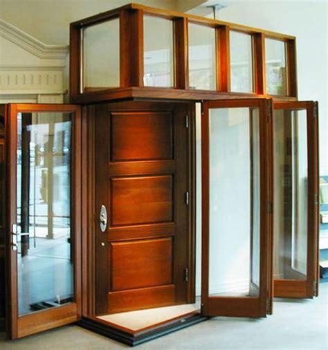 Folding Doors Exterior Folding Doors Wood Folding Doors Exterior