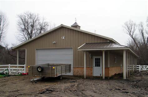 Garage Door Springs Elk River Mn Elk River Mn Garage Hobby Shop Building Lester