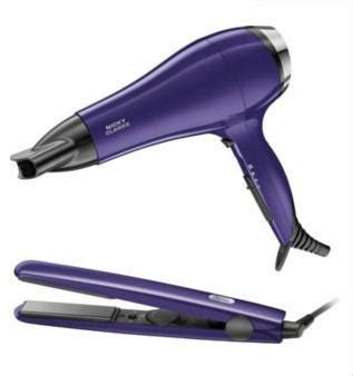 nicky clarke hair dryer and straightener gift set 163 23 99 argos was 163 59 99 hotukdeals