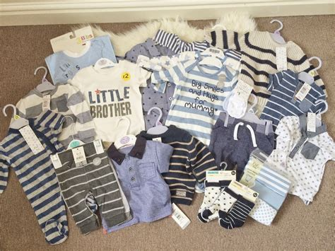 baby boy clothing haul 1 oh so amelia