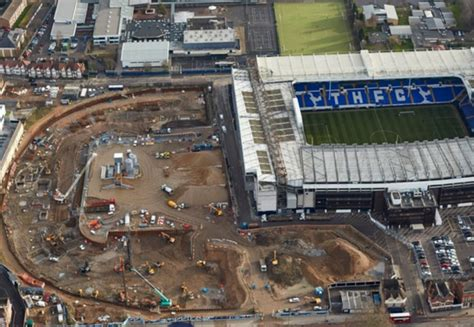 Illegal Background Check Passport Checks Deter Illegal Workers At Spurs Stadium Site