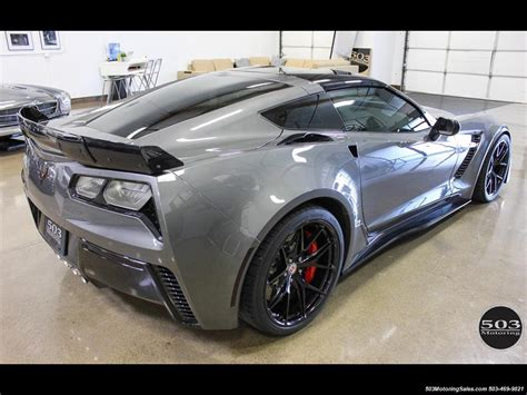84 Corvette Interior 2015 Chevrolet Corvette Z06 Z07 Package With Hre Wheels