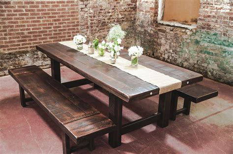 Handmade Dining Room Table - clayton custom farm table woodworking handmade