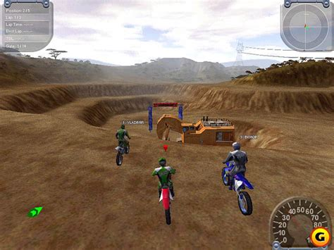 Motocross Madness 2 Gamersed Com