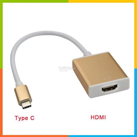 Converter Usb 3 1 Type C To Hdmi usb 3 1 type c to hdmi converter ada end 2 28 2018 7 15 pm