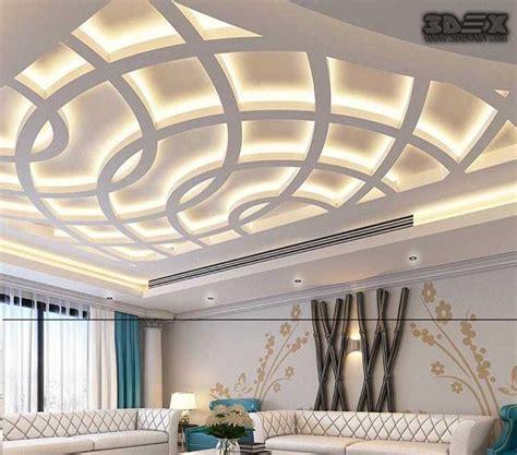 latest false ceiling designs  hall modern pop design