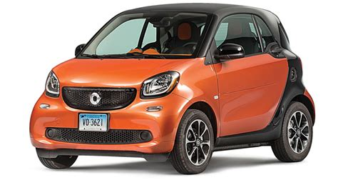 smart car test 2016 smart fortwo review consumer reports