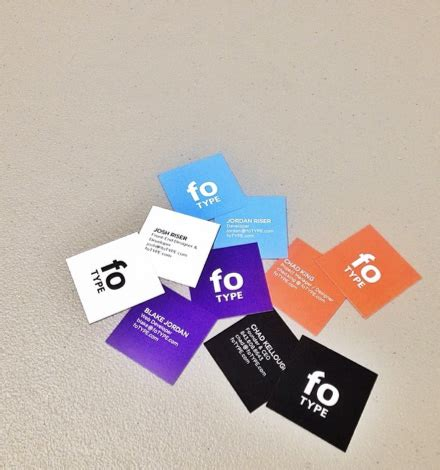 2x2 Business Card Template by Cool Exles Of Square Sized Business Cards