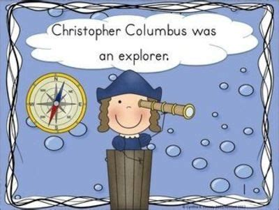 christopher columbus biography for students columbus day webquest