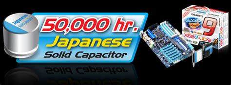 japanese capacitors gigabyte no 1 japanese solid capacitor motherboard brand