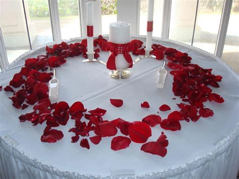 simple wedding decorations for table decoration