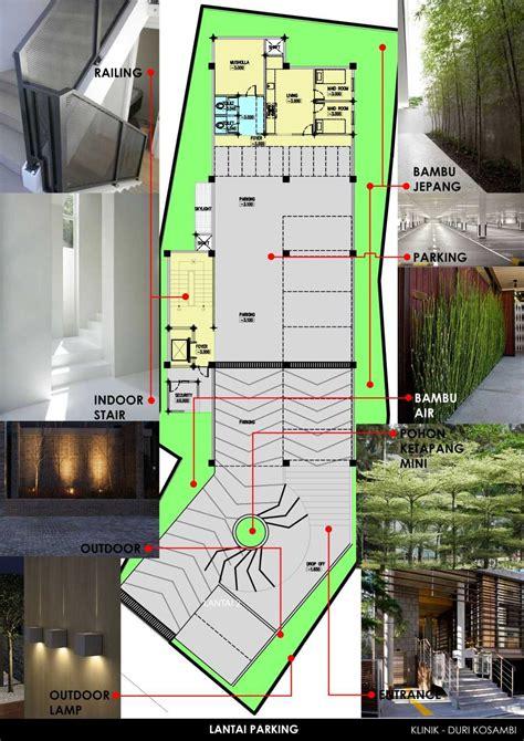 Clinique Di Indonesia project the clinique desain arsitek oleh wai architect