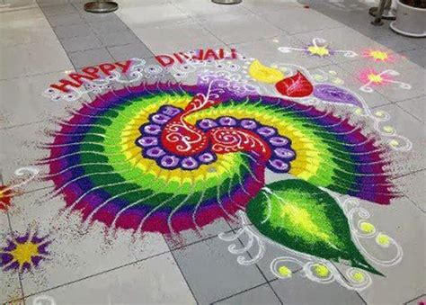 themes rangoli this is the theme based rangoli design which looks more