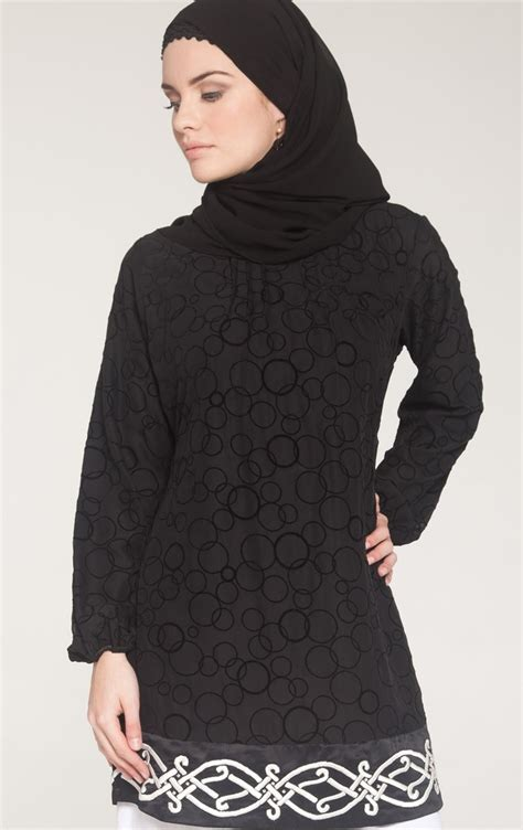 Amora Tunic Blouse Muslim 74 best my style images on