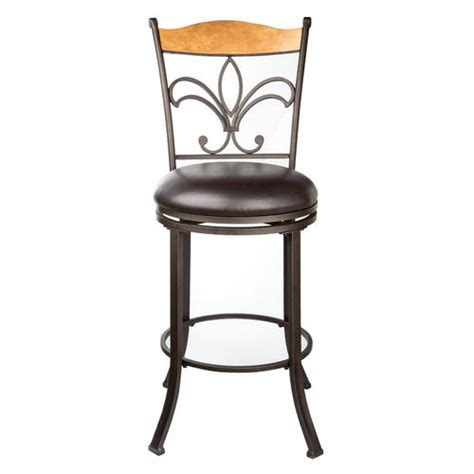 Bar Stools Menards by Designer S Image Marseille Counter Height Swiveling Metal