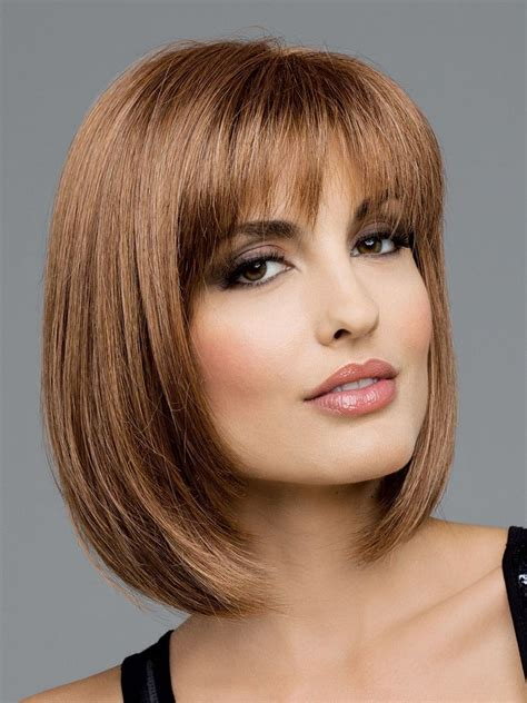 Light Brown In carley monofilament wig by envy