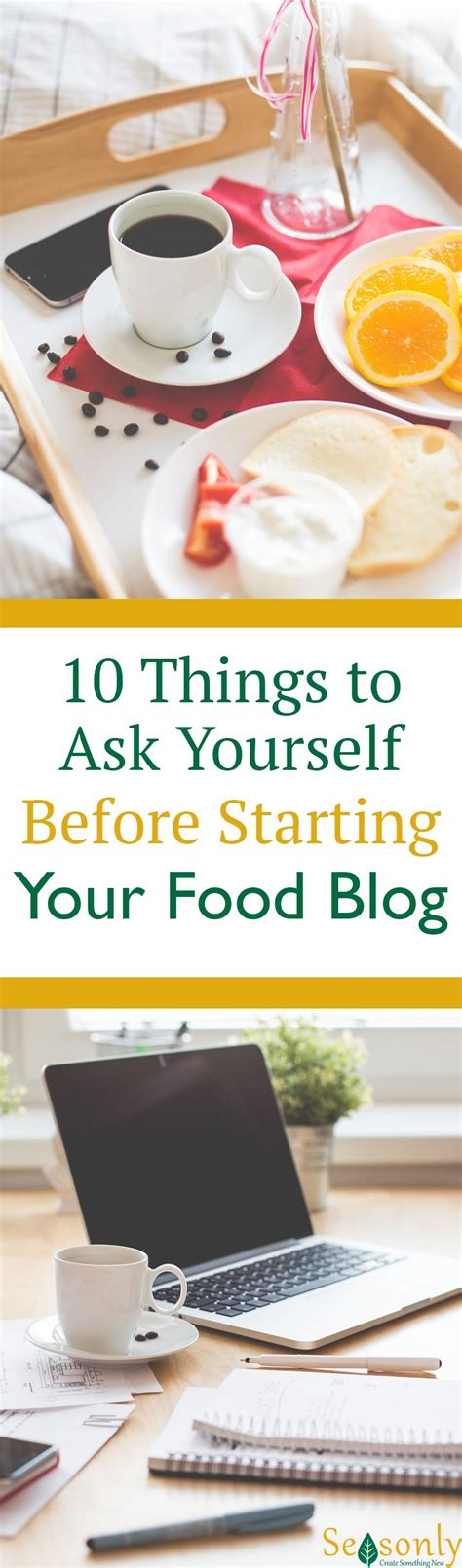 10 Questions To Ask Yourself Before Starting A Business by 10 Things To Ask Yourself Before Starting A Food