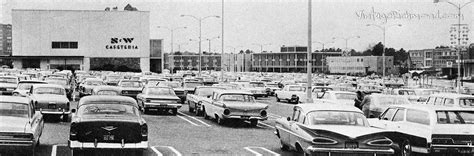 scoping vas vintage richmond willow lawn shopping center 1960s