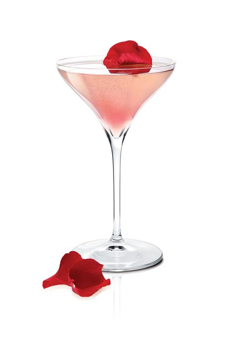 martini rose passion politan vodka cocktail drink recipe