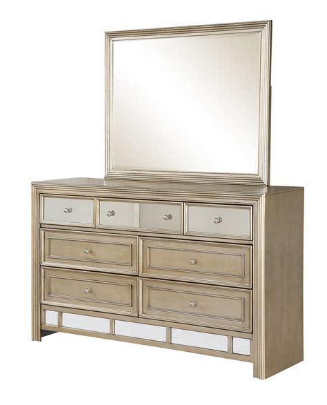 bedroom collections bedroom collections 9100 chagne chagne dresser