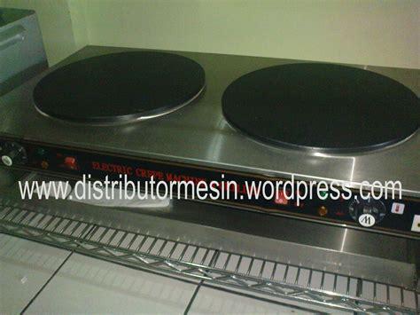 Kompor Crepes mesin crepe maker distributor mesin