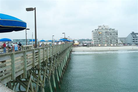 Garden City Sc by Garden City Sc Garden City Pier Randy Flickr